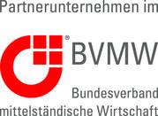 Logo vom Bundesverband mittelständische Wirtschaft